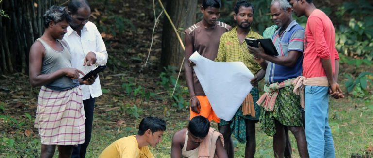 How a Mapping Technology Helps the Poor Convert Wasteland to Thriving Commons in India