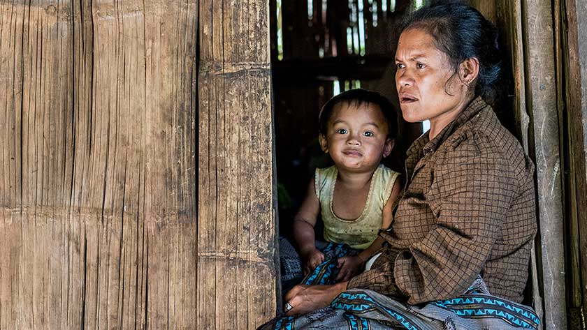 The Taboli-manubo are demanding the government respect their right to self-determination